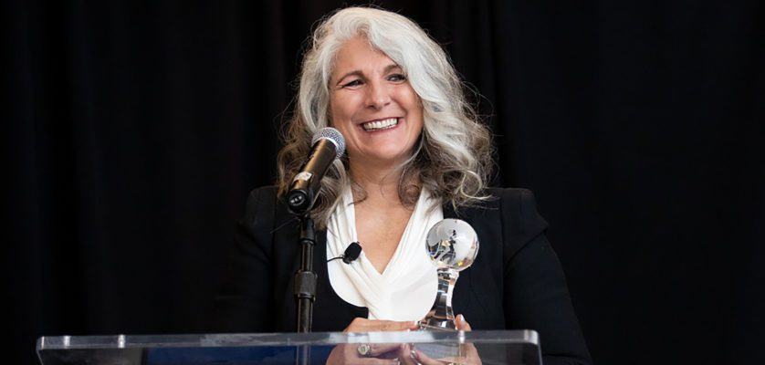 Local CEO honored with 2019 Global Hero Award