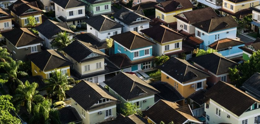 Community and business partners invest in affordable housing