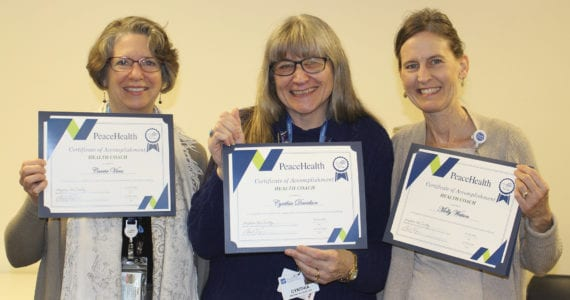 PeaceHealth honors caregivers, awards community scholarships