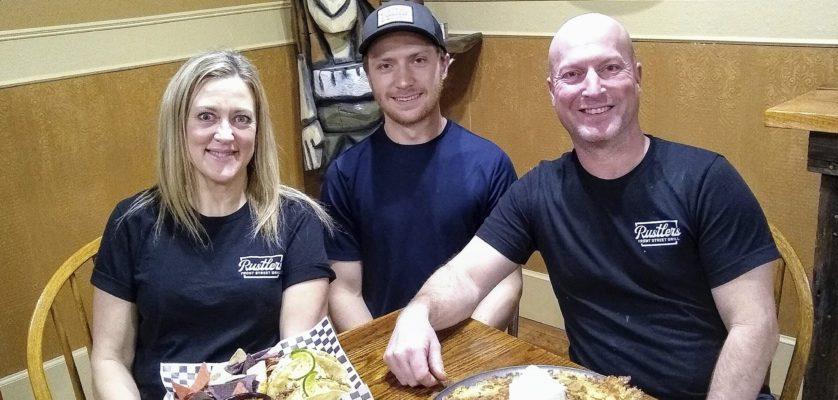 Lynden restaurant reopens as Rustlers Front Street Grill